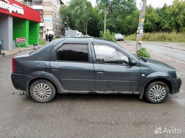 Renault Logan, 2009  89655570646 купить 4