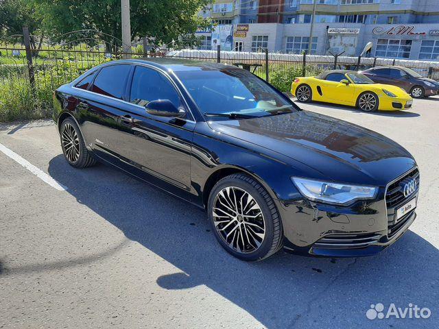 Audi A6, 2013  89537455901 купить 4