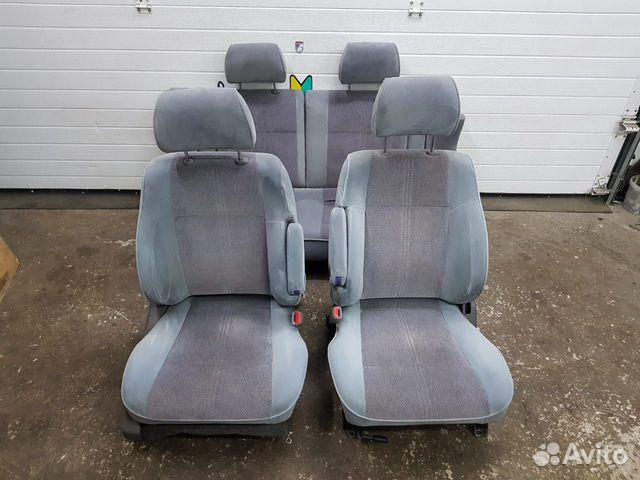 89625003353  Сидения комплект Subaru Forester, SF5, EJ20