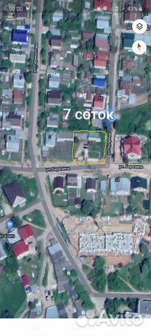 Дом 60 м² на участке 7 сот.  89306680034 купить 1