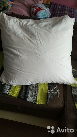 Pillow feather  89053777028 buy 1