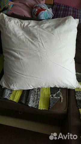 Подушка перьевая  89053777028 купить 1
