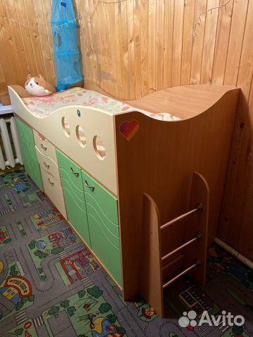 Кровать-чердак  89038766969 купить 3