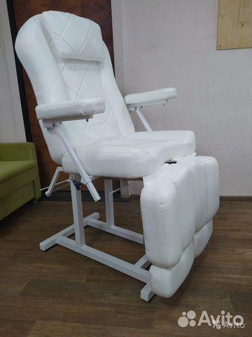 Педикюрное кресло на гидравлике