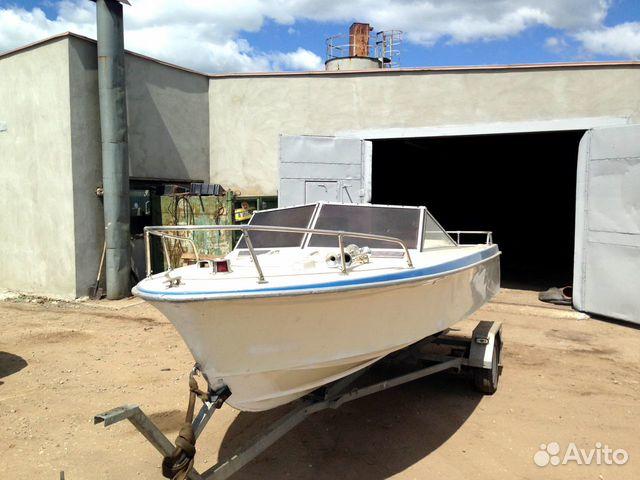 реализация моторных лодок