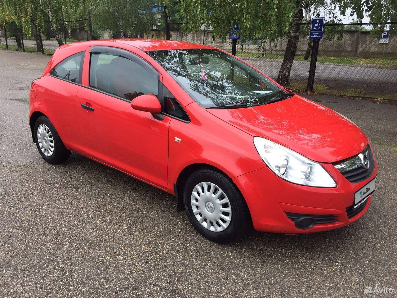 Opel Corsa, 2008  89682751949 купить 5