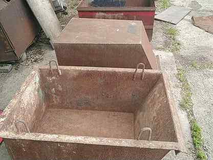 Строительные банки под раствор купить мелкозернистый бетона