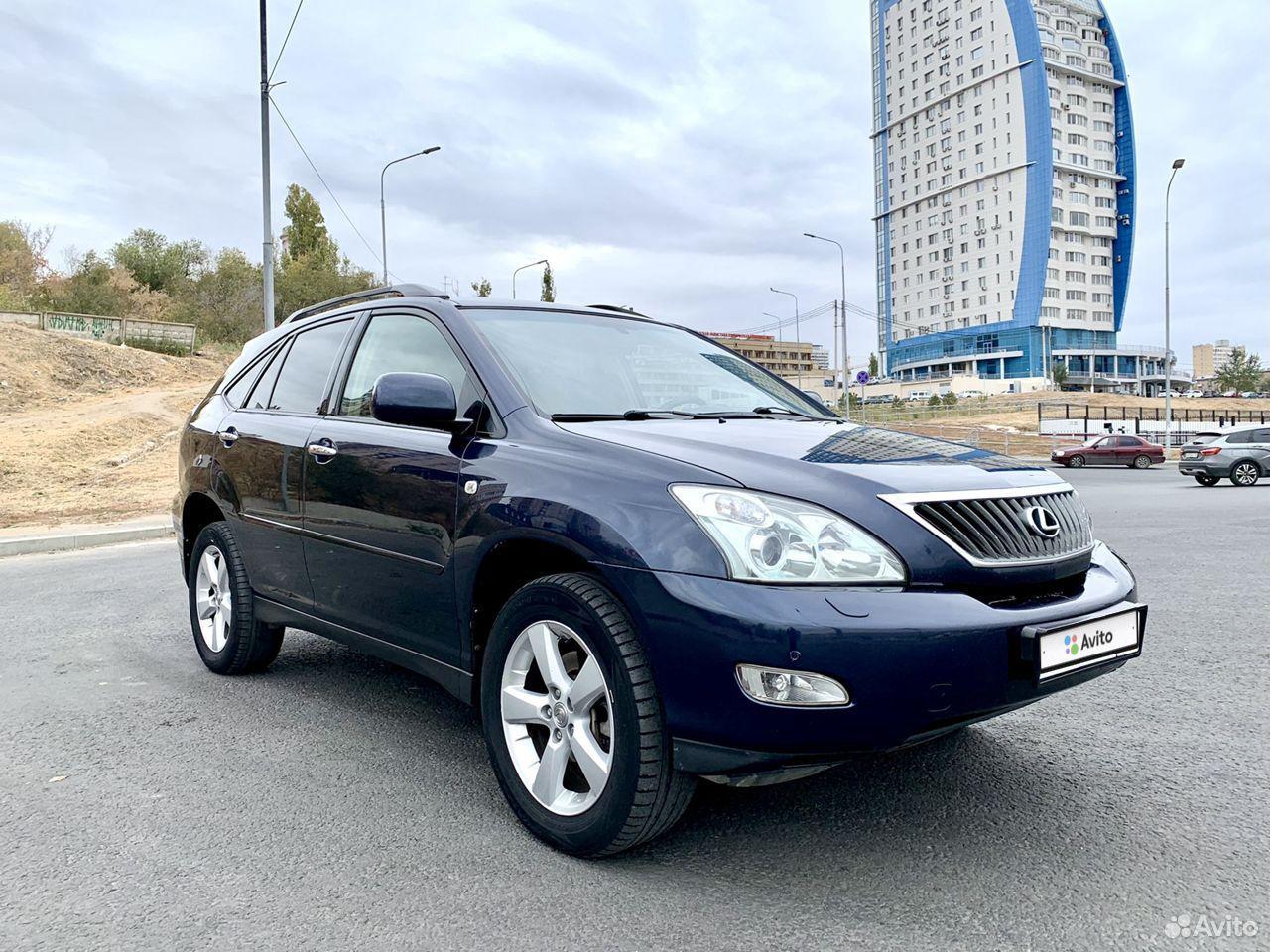 Lexus RX, 2007  89610795153 купить 4