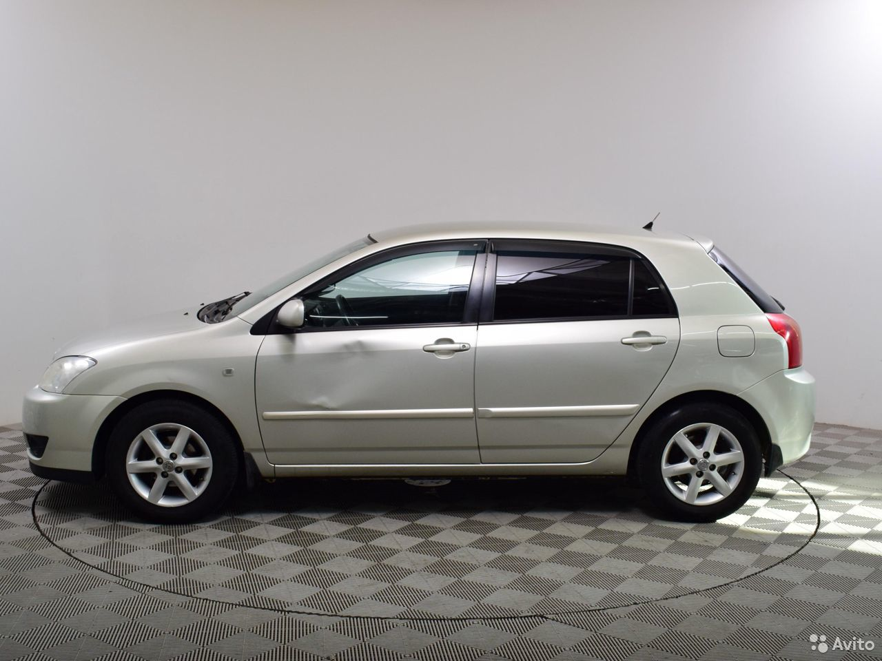 Toyota Corolla, 2006  88129207311 купить 9