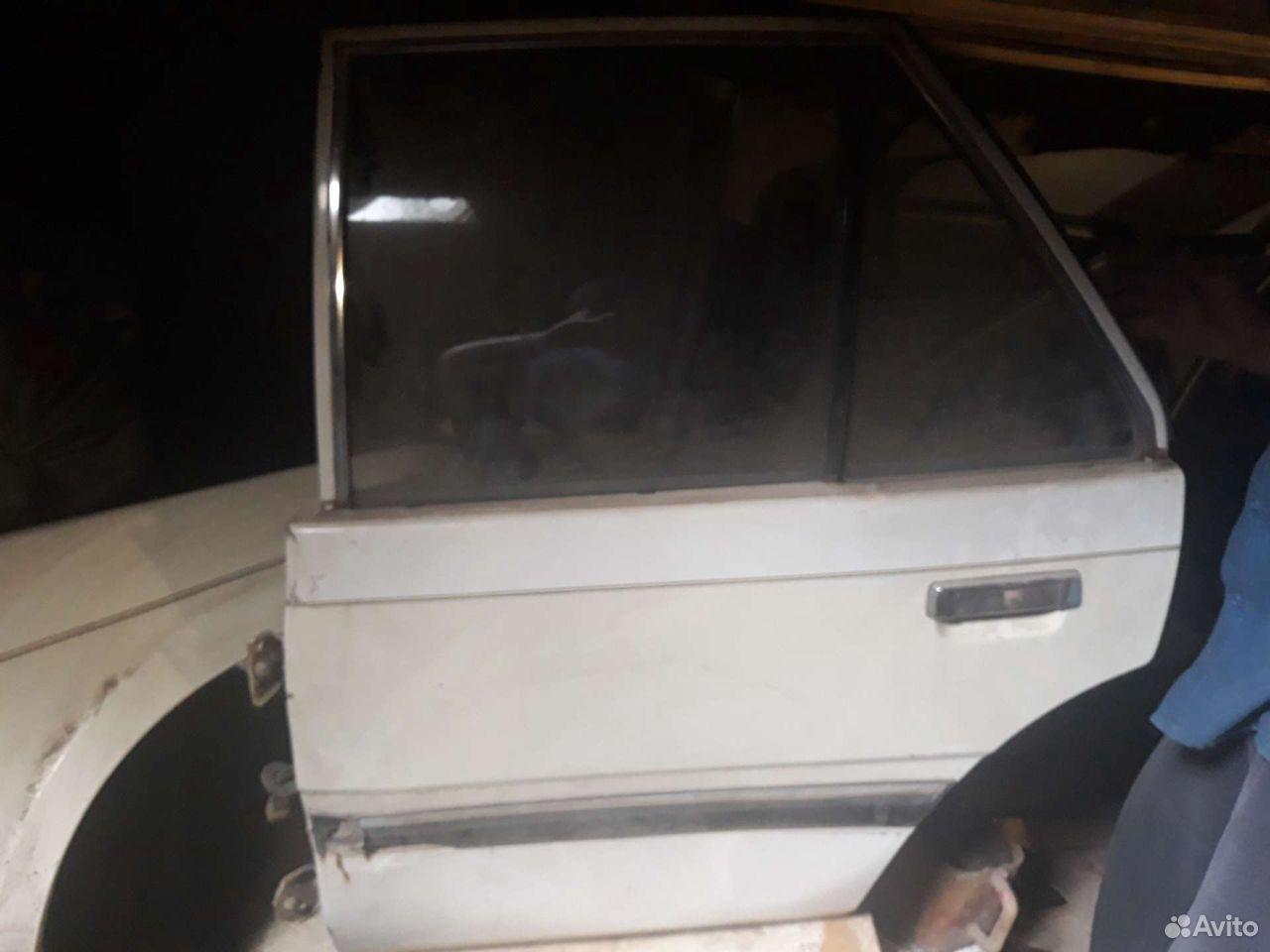 Двери, крылья и крышка багажника от мазда 626 (пра  89264344014 купить 4