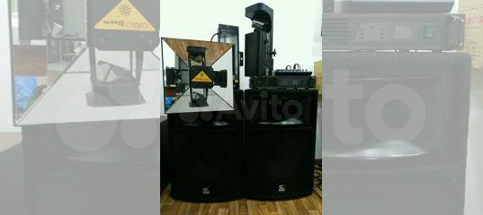 Акустическая система SL acoustic+светомузыка