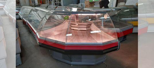 Угловая витрина Ариада Титаниум купить в Самарской области   Для бизнеса   Авито