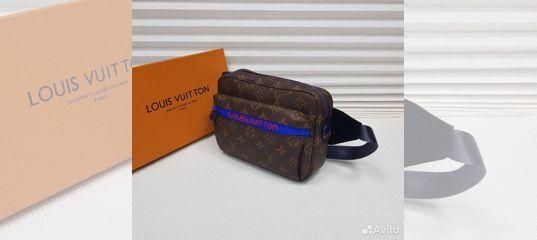 24081892dea9 Сумка Louis Vuitton LV Поясная Bumbag на пояс Луи купить в Москве на Avito  — Объявления на сайте Авито