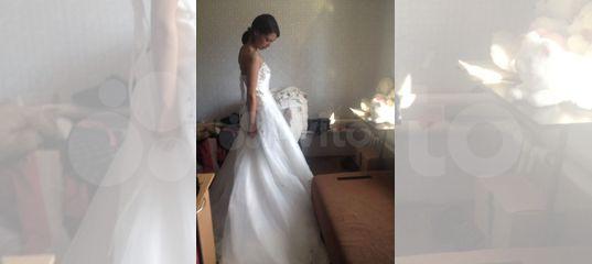 Платье свадебное новое продам не одето не разу