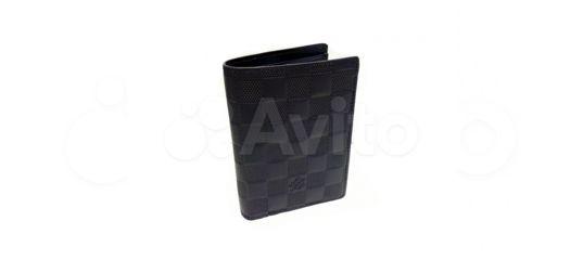 b671a6cfde98 Обложка на паспорт синяя Louis Vuitton купить в Санкт-Петербурге на Avito —  Объявления на сайте Авито