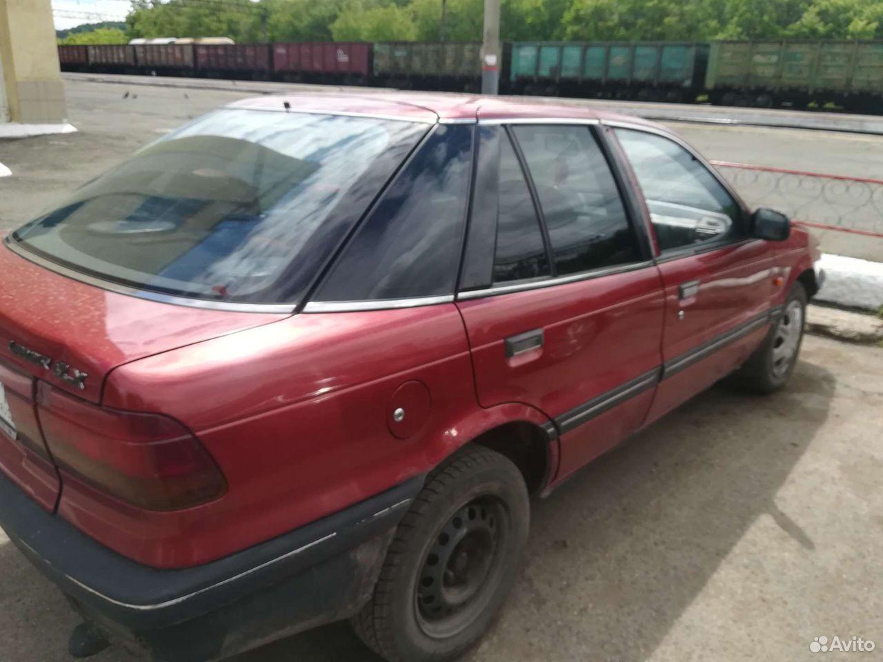 Mitsubishi Lancer, 1991  89656538190 купить 3