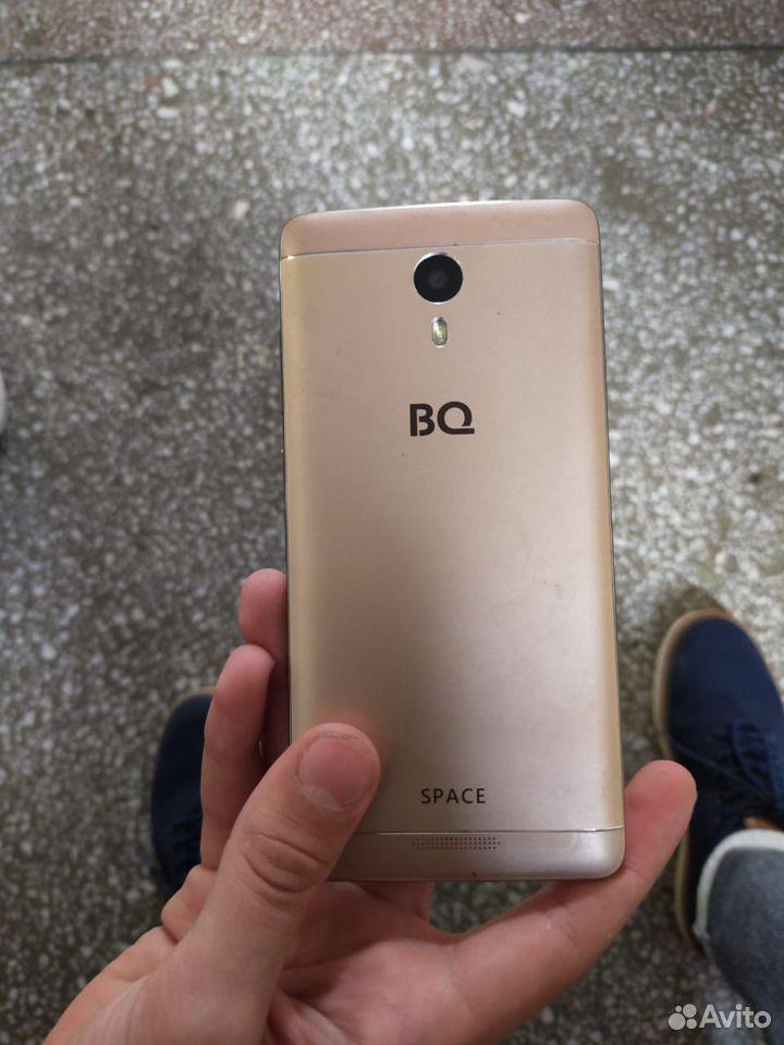 Телефон BQ space 5201