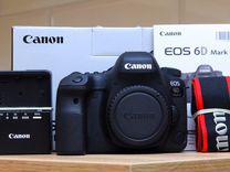 Canon 6D Mark II Like new