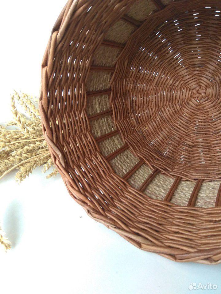Плетеная корзина  89607924495 купить 3