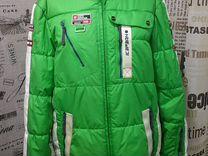 Мужская горнолыжная куртка icepeak
