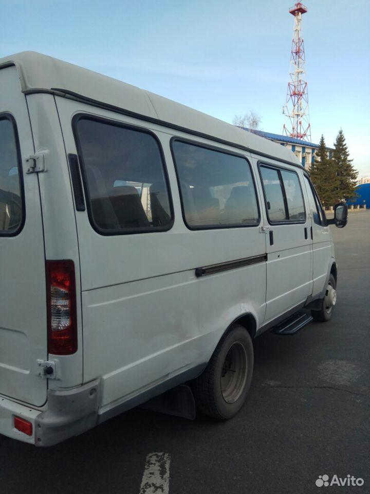 Микроавтобус газ 32213  89091930278 купить 3