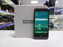 Новый HTC One M9 32Гб серый. Гарантия