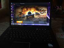Не плохой ноутбук для работы И можно играть