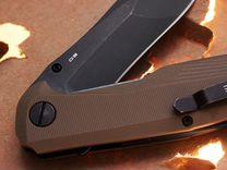 Mr. Blade convair TAN нож складной