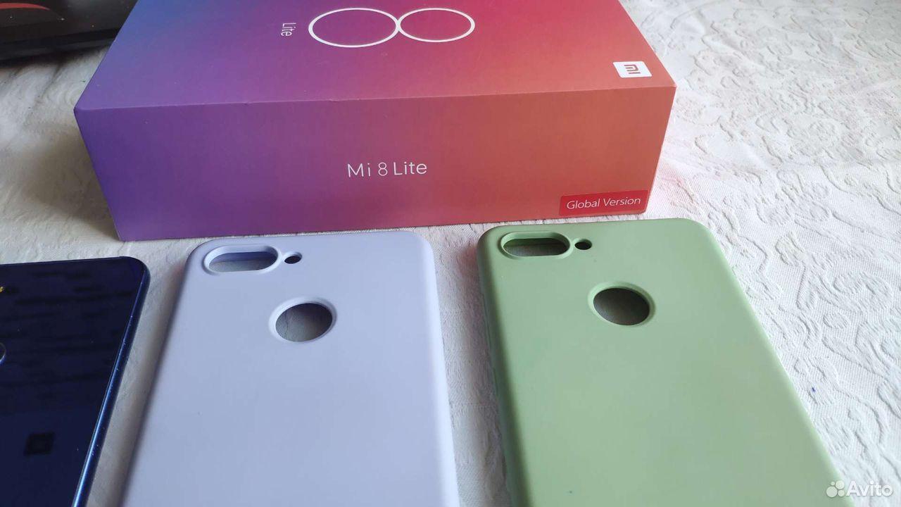Смартфон MI 8 Lite 4/64  89114591367 купить 8