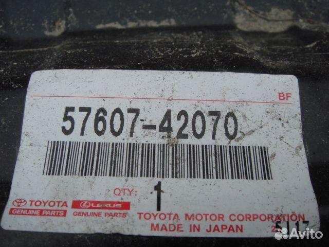 Тойота рав4 кузовной усилитель 2013-19  89205500007 купить 4