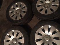 Кмплект колёс (летние) R16
