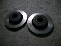 Тормозные диски BMW E65/66
