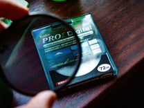 Фильтр Kenko PRO1 Digital WideBand C-PL(W) 72mm