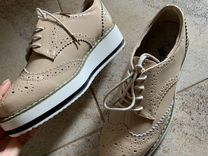Лоферы, осенние ботинки 37