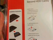 Переходник для жесткого диска вместо DVD-Rom