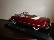 Ford custom 1949 1/43 minichamps