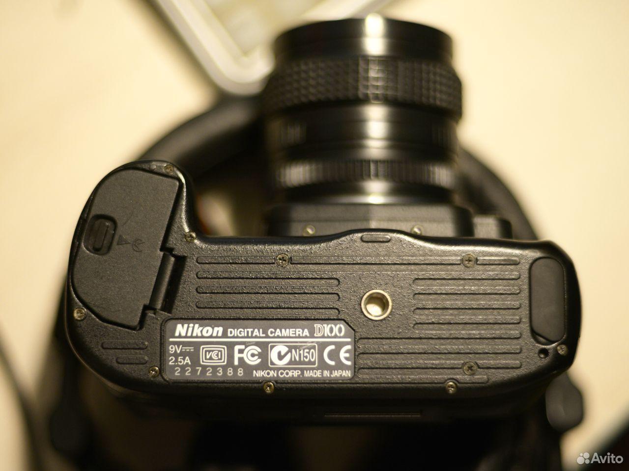 Цифровая зеркалка Nikon D100 (тушка)  89038702284 купить 5