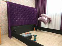 Кровати одно и двуспальные с подъёмным механизмом