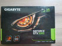 Gigabite gtx 1060