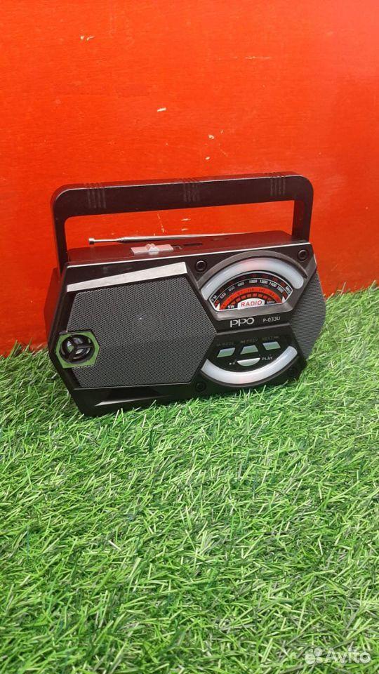 Радиоприемник PPO P-033U