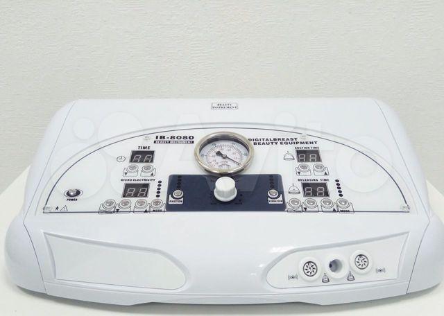 Аппарат для вакуумного массажа купить в краснодаре салон женского белья вакансии