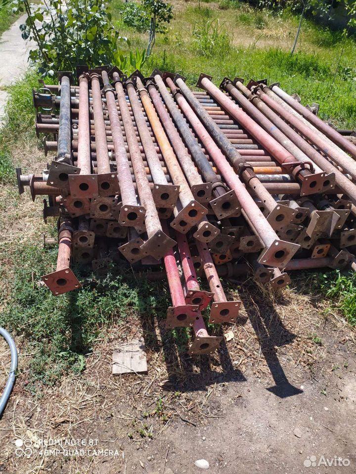 Прокат строителных лесов и стоик  89894508383 купить 1