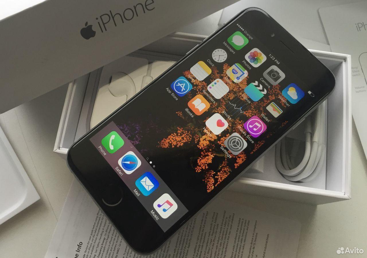 iPhone 6 32gb  83832127292 купить 1
