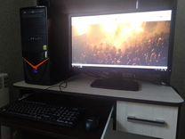 Современный Игры на ультра + монитор