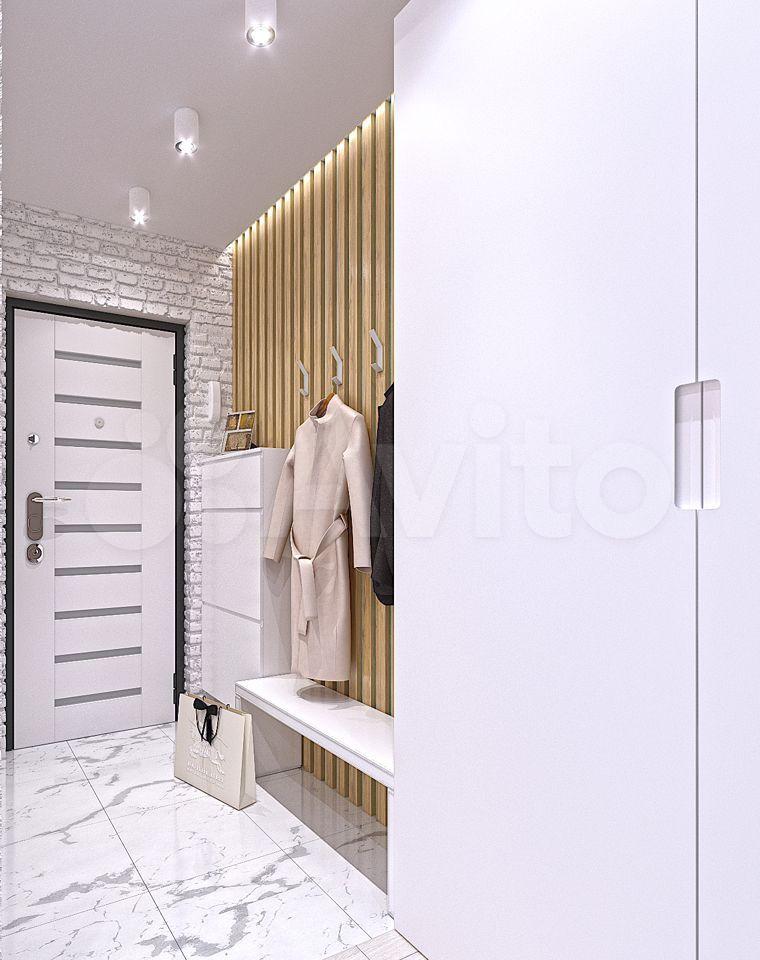 2-к квартира, 65.6 м², 4/10 эт.