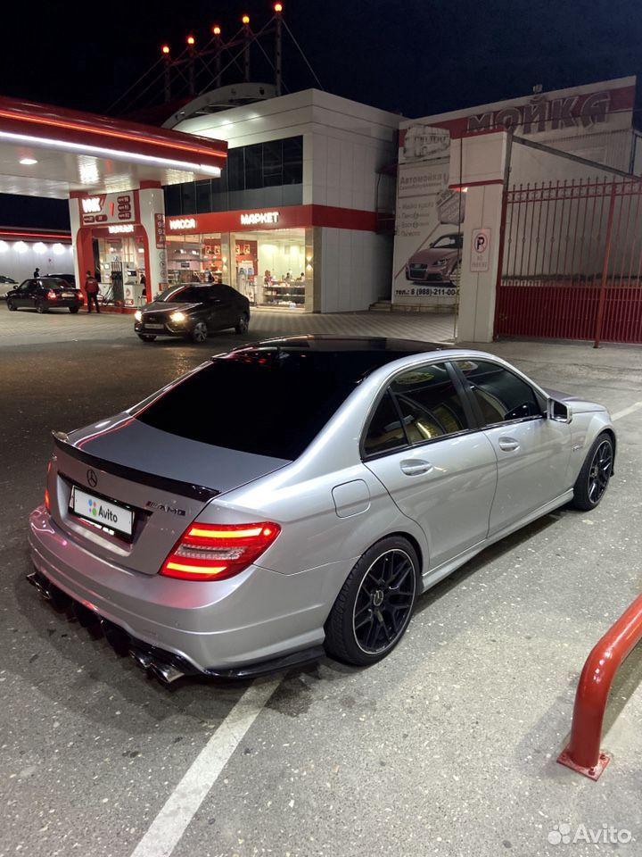 Mercedes-Benz C-класс, 2012  89640204116 купить 5