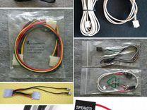 Планки, кабели, переходники, шлейфы для пк