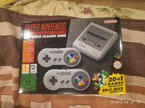Игровая приставка Super Nintendo Entertainment Sys