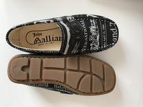 Мокасины John Galliano