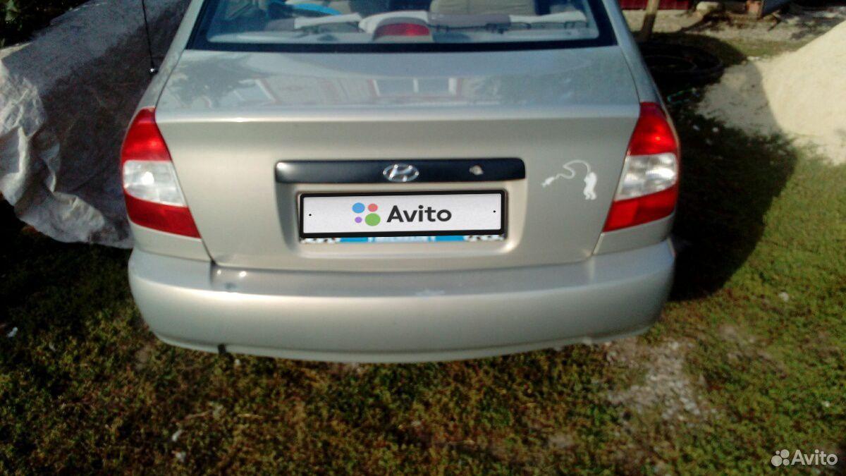 Hyundai Accent, 2008  89606367522 купить 6
